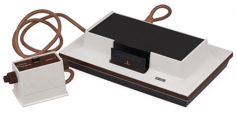 Magnavox-Odyssey-Console-Set