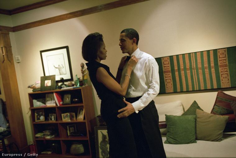 Michelle és Barack Obama