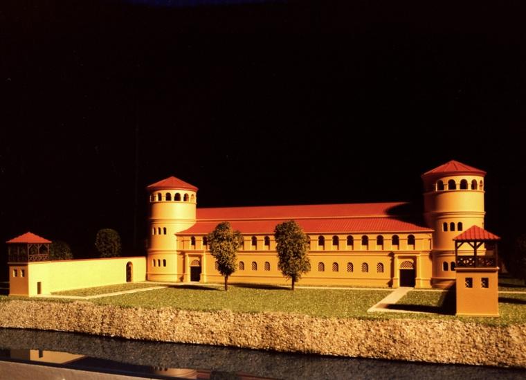 Forrás:fricifer.blogspot.hu, a fővárosi önkormányzat által készített makett fotója