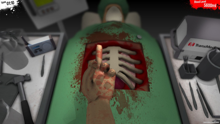surgeon simulator 2013 2