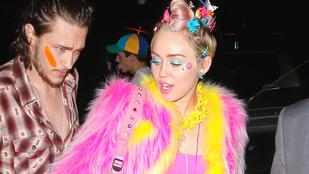 Cisztát szedtek ki Miley Cyrusból
