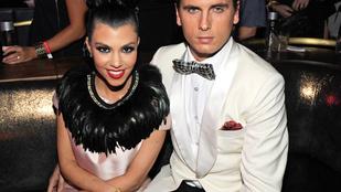 Megszületett Kourtney Kardashian harmadik gyereke