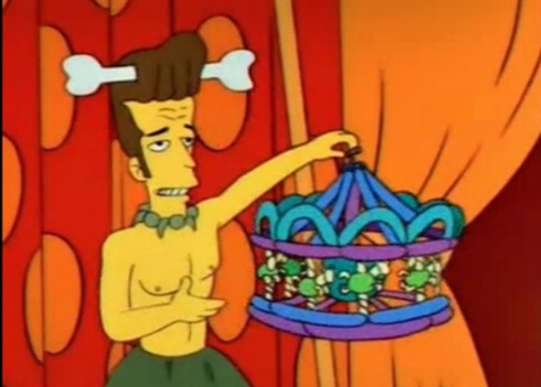 Simpsons marge társkereső