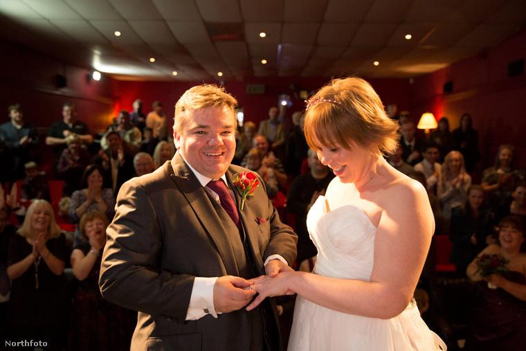 A házasságkötési ceremónia