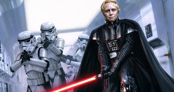Agyzsibbasztó geek szóvicc: Brienne of Tarth + Darth Vader = Tarth Vader