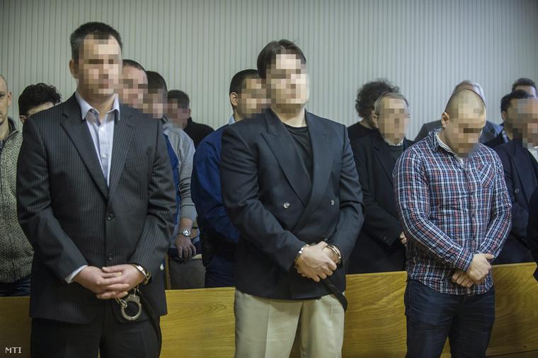 Bodor Viktort életfogytiglani, Bimbó Csongort 20 év fegyházbüntetésre ítélték