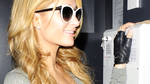 Paris Hilton új melleket vett a boltban
