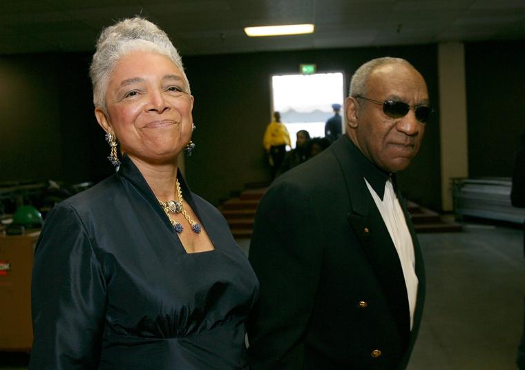 Bill és Camille Cosby