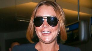 Lindsay Lohan távol tartja magát Los Angelestől. Csak nem most