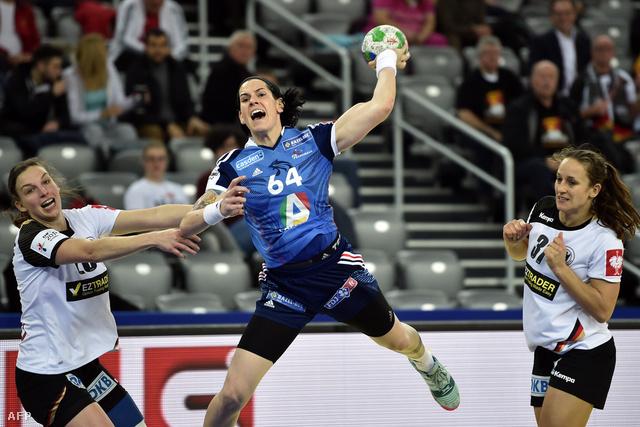 Franciaország - Németország 24-24 Fotó: Andrej Isakovic