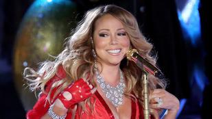A keserű Mariah Carey kicsit szétcsúszott