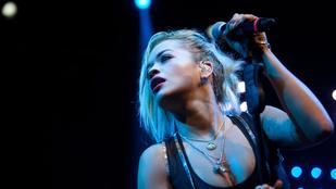 Rita Ora újra szingli