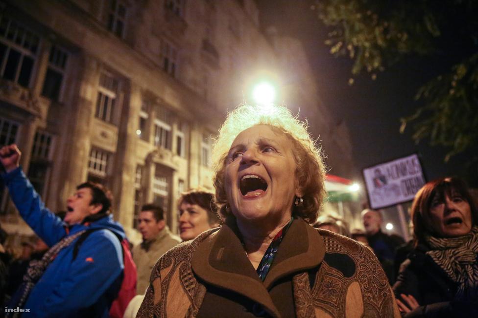 A tüntetések azonban nem értek véget, okot ezután bőven találtak a kormányellenes tüntetők. Ott volt például Vida Ildikó, a Nemzeti Adó- és Vámhivatal elnöke, aki maga vallotta be, hogy az Amerikai Egyesült Államokból korrupció gyanúja miatt kitiltották. A távozásáért nem egy tüntetést tartottak.