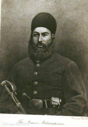 Ameer Abdurahman Khan