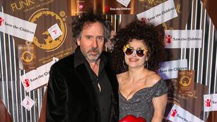 Szakított Helena Bonham Carter és Tim Burton