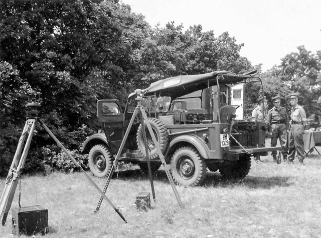 Parancsnoki, raj- és híradóskocsi változatban is használta a honvédség. Itt az utóbbi látható
