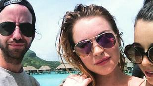 Lindsay Lohant chikungunya kínozza