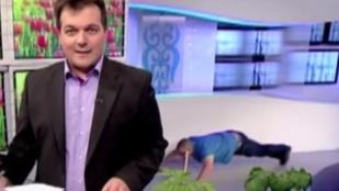 Az év egyik legröhejesebb bakija lett a Duna Tv-é