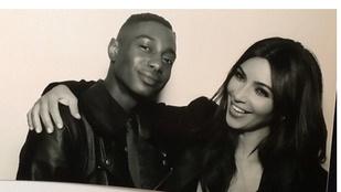 A ráncok miatt nem röhög Kim Kardashian
