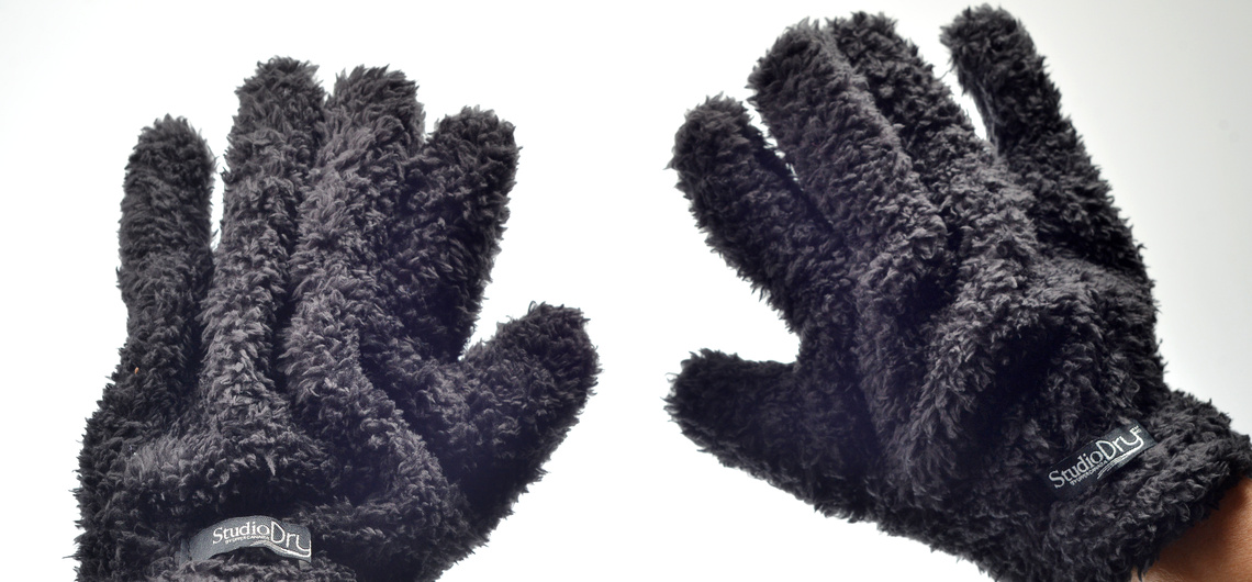 tk3s sn hair dry gloves 6