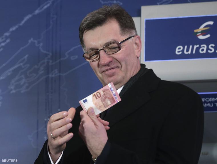 A litván miniszterelnök