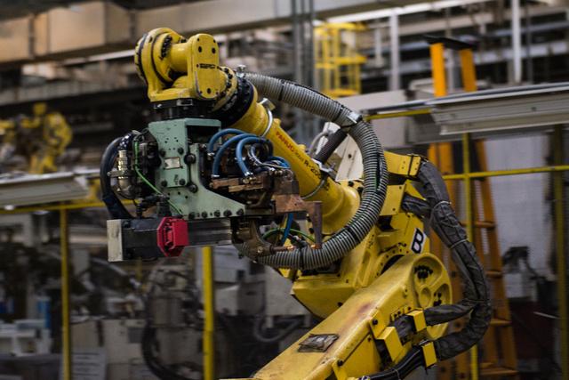 Fanuc robotok a jelenlegi világ-élvonalból