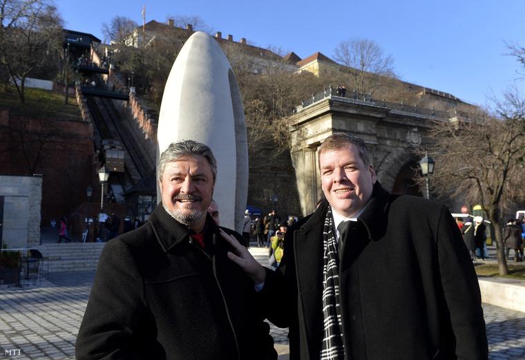 Karancsi Tibor és Schmuck Andor