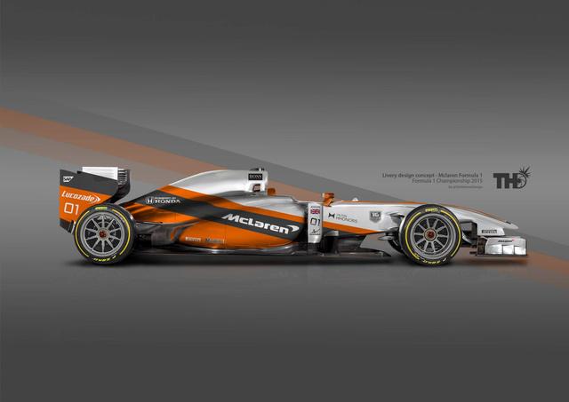 Fehér, fekete és narancs – így nem mutatna rosszul a Honda elképzelése