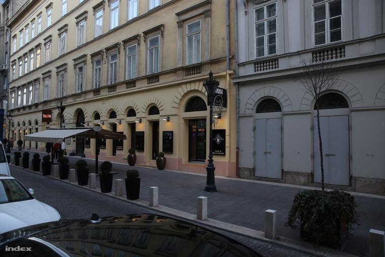 Sas utca
