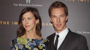 Benedict Cumberbatch apa lesz