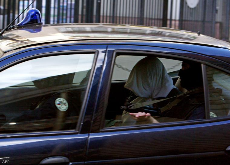 Az egyik 2004-ben letartóztatott iszlamista szélsőséges Párizsban