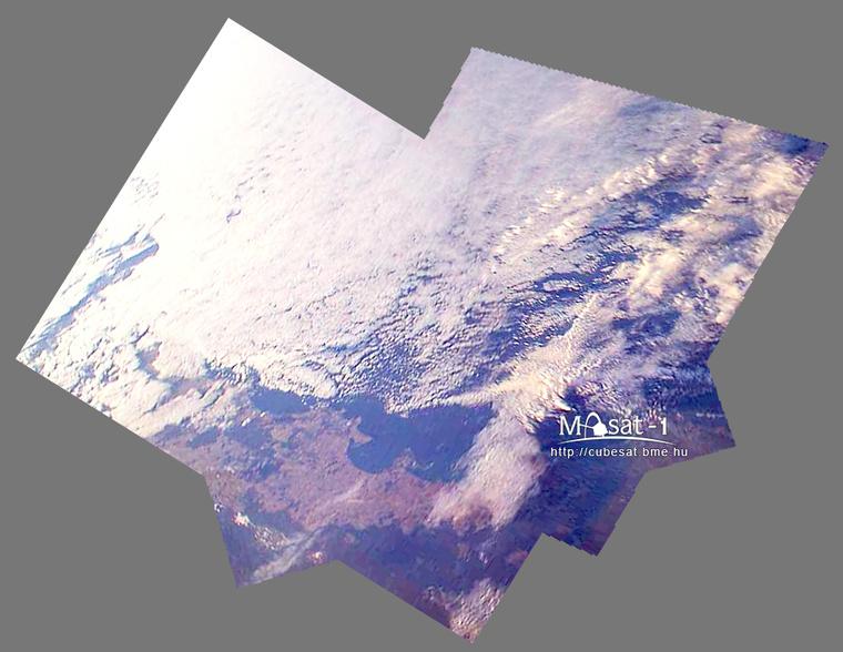Masat-1 által készített felvétel.