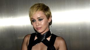 Megint betörtek Miley Cyrushoz