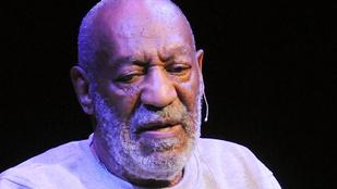 Bill Cosby azzal viccelődött, hogy ne nagyon igyon körülötte senki