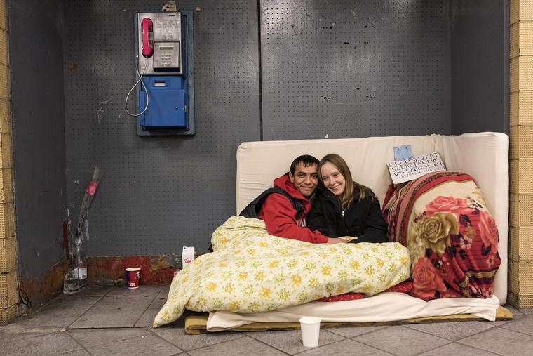 Misi és Katalin