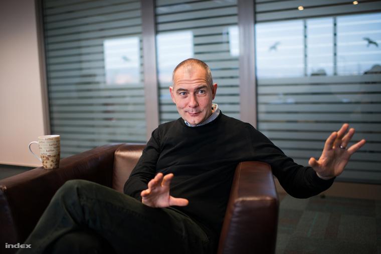 Nigel Jones, a Tesco magyarországi vezetője az Indexnek adott interjúban magyarázta a cég döntését.