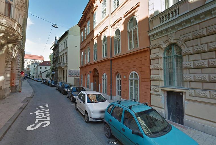 Szerb utca 9. (jobb oldal)