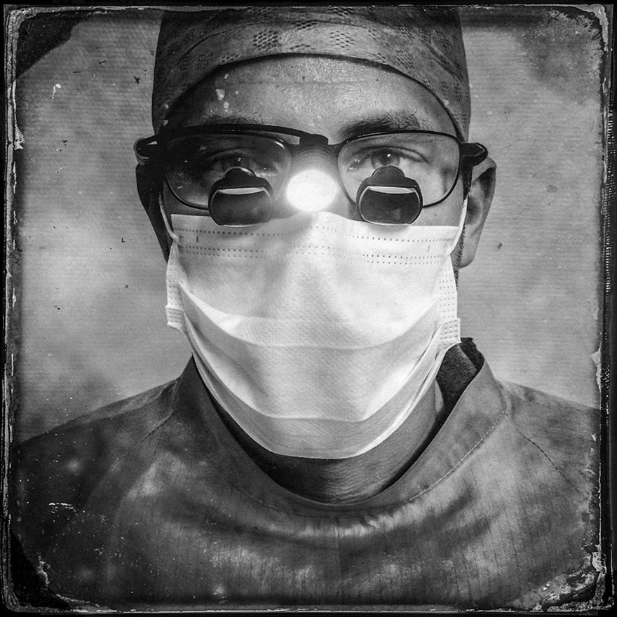 attila, periodontist #budapest #hungary #series #portrait #porneczi