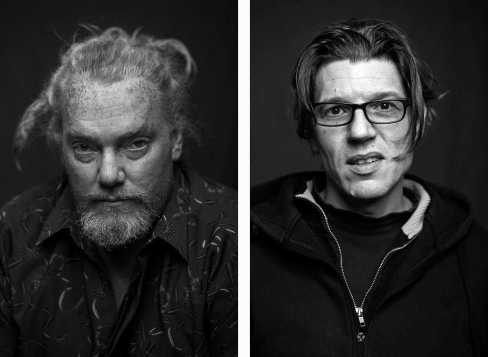 Külföldiek: Robert Dawson, Richard Marks