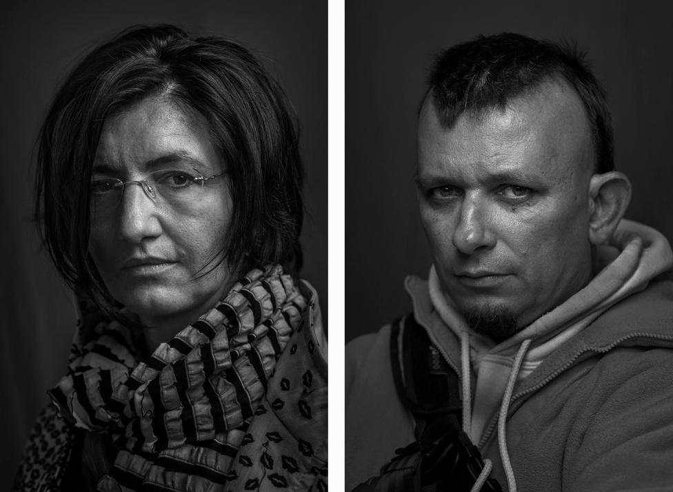 Képzőművészek: Eperjesi Ágnes, Koronczi Endre