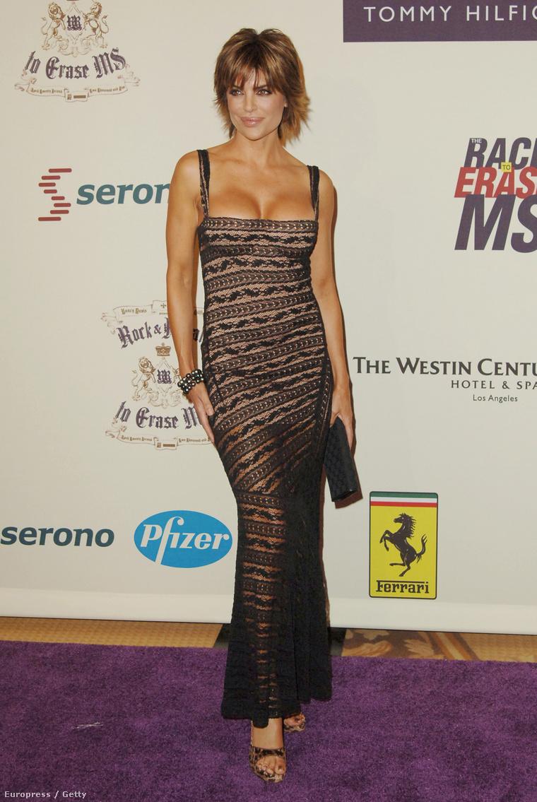 Lisa Rinna 2005-ben.