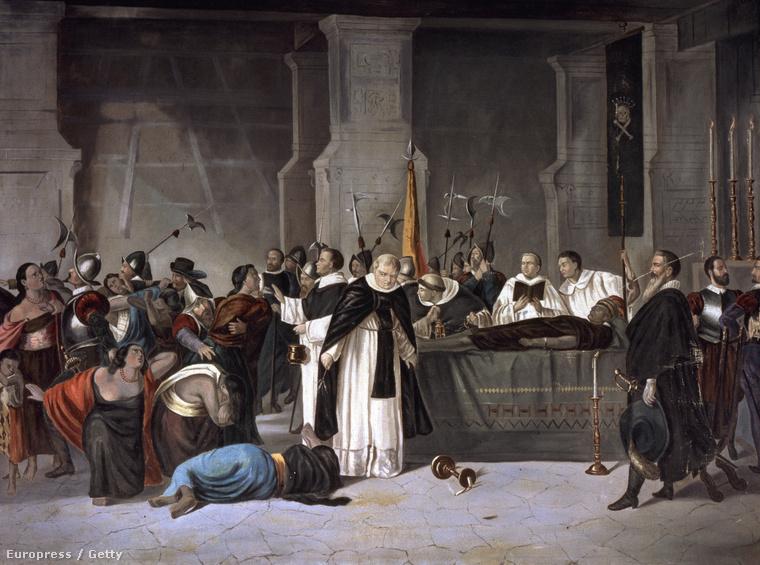 Atahualpa halála
