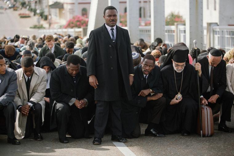 A Selma egyik jelenete.