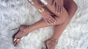 Felismeri ezeket a tökéletes lábakat?