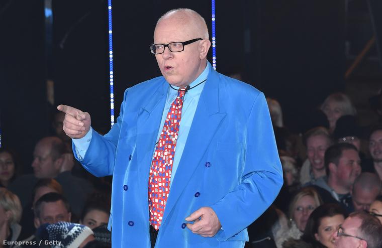 Ken Morley. Ilyen perverz 72 évest elég ritkán lát az ember a tévében. Egy hét elég is volt belőle