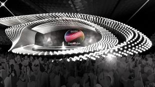 Így fog kinézni a bécsi eurovíziós aréna