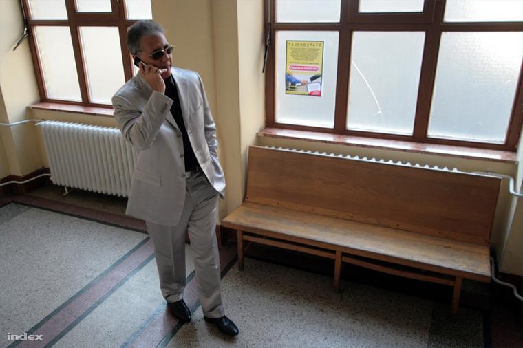 Tasnádi Péter 2009-ben