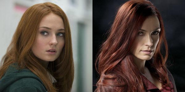 Sophie Turnerre cserélték leFamke Janssent az új X-Menben