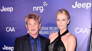 Sean Penn a nevére veszi Charlize Theron fiát