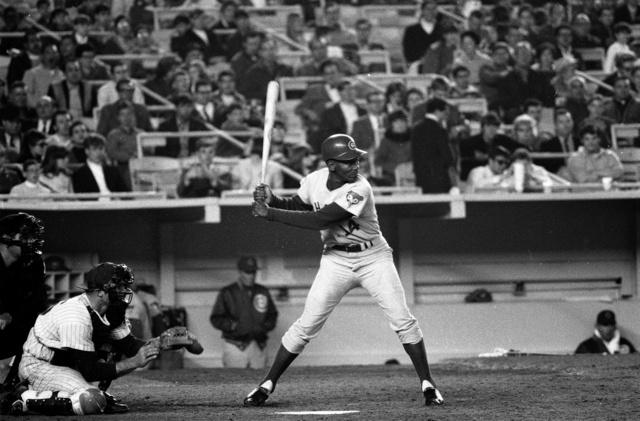 Ernie Banks 1969.
